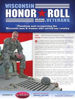 mjs wisconsin veterans honor roll